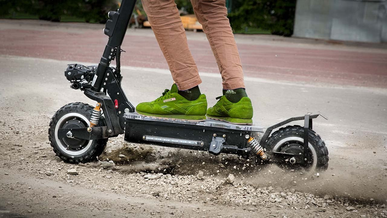 Know A Little Bit About The Fast Electric Scooters 30mph 1
